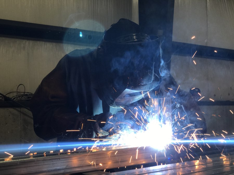 Welding Image Who We Are
