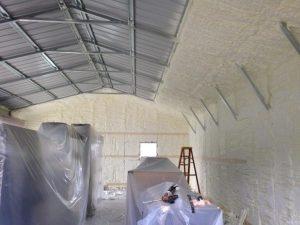 Metal-Building-Spray-Foam-Insulation