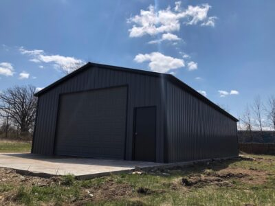26x50x10 Metal Building