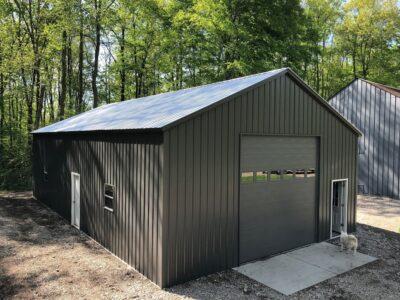 28x50 Steel Building