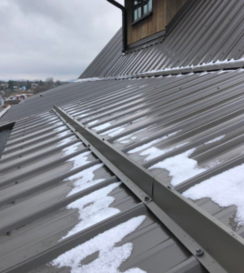 Common-steel-building-problems-and-solutions-Metal-roof-snow-guards