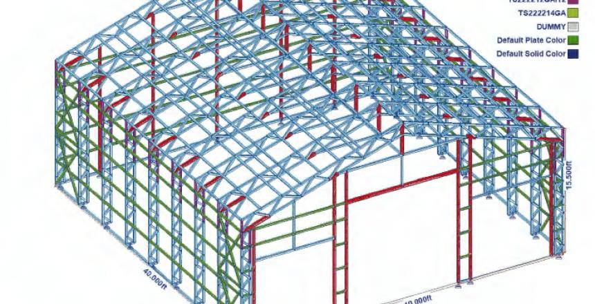 Plans for Metal Buildings